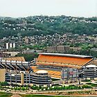 Heinz Field - Pittsburgh, Pa by Dyle Warren