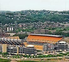 Heinz Field - Pittsburgh, Pa by Dyle Warren
