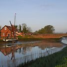 The Quay  Snape Maltings   Suffolk by James  Key