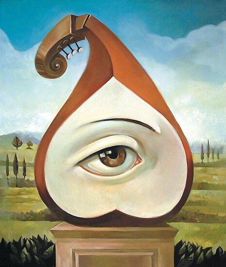 Norman Pear by painterflipper