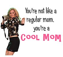 Cool mom Photographic Print