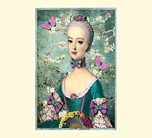 Marie Antoinette by Eve Le-Fay
