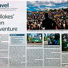 Travel article - Hunter Valley camping by Meni