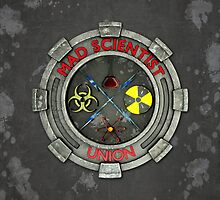 Mad Scientist Union by Packrat