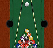 Billiards by Packrat