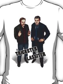 The Trickster & Lassiter T-Shirt
