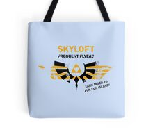 Skyloft Frequent Flyers Tote Bag