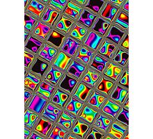 Stained Glass Window Effect Photographic Print