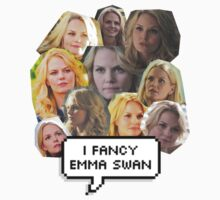 I fancy Emma Swan by Qistina Iskandar