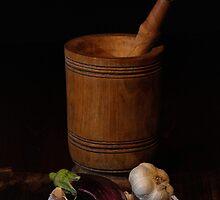 Vegetables by Kostas Kalomiris