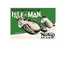 Isle of Man TT Photographic Print