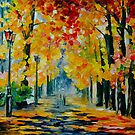 SUNDAY by Leonid  Afremov
