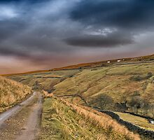 Keld, Yorkshire Dales by English Landscape Prints