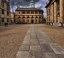Bodleian Library by English Landscape Prints