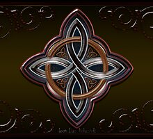 Celtic cross  by Bluesax
