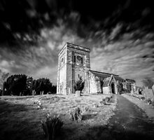 Etton Church (IV) by Neil Cameron