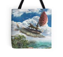 Corsairs from Sirocco Tote Bag