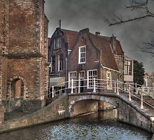 Delft - on a cloudy day by Thea 65