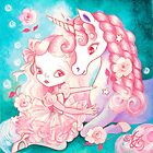 Unicorn Delight by TenshiNoYume
