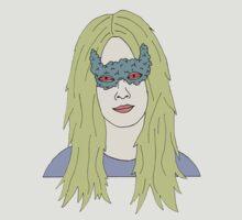 strange girl by rustypop