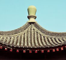 asia temple roof by lockstockbarrel