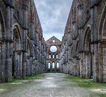 S. Galgano Abbey by attackment