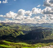 View of the Apennines by attackment