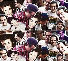 Harry Styles Collage  by thecrazeclub