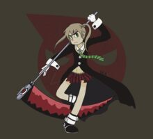 Soul Eater - Maka by littlegreenhat