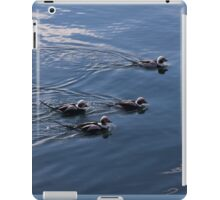 Almost Synchronized Swimming  iPad Case/Skin