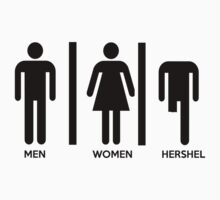 Walking Zombies Men Women Hershel Shirts Stickers Funny Spoof TWD by 8675309
