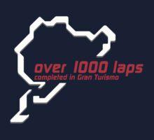 Nurburgring 1000 lap club - Gran Turismo Kids Clothes