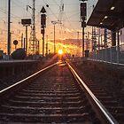 sunset track by lockstockbarrel