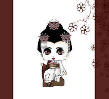 Chibi Lady Shiro by artwaste