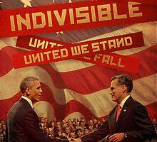 United We Stand, United We Fall by Qwnbee