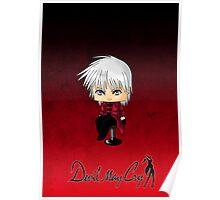 Chibi Dante Poster