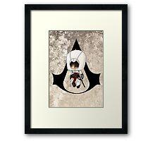 Chibi Altair Framed Print