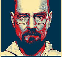 Walter White, Breaking Bad - CHEF by core