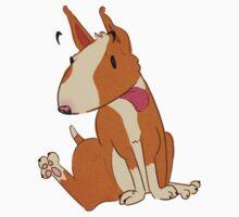 Bull Terrier by Kristen Rimmel