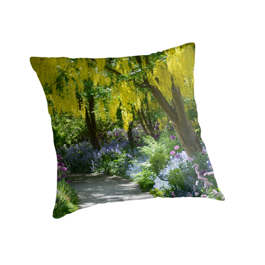 Paradise Pillow by Carol Clifford