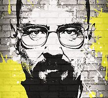 Walter White - Breaking Bad by core