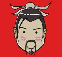 Cute Liu Bei Kids Clothes