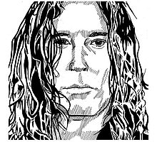 Sean Kinney by WishkahGraphics