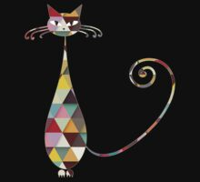 COLORFUL  CAT by rosaluca