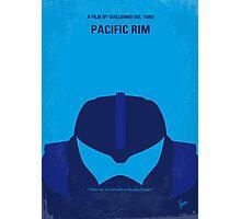 No306 My Pacific Rim minimal movie poster Photographic Print