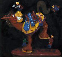 Kick Ass by Deborah Cauchi