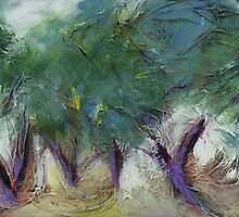 Olive trees by Alessandro Andreuccetti