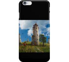 La Aldea II iPhone Case/Skin