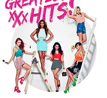The Saturdays 'Greatest Hits' Print by SebastianDesign