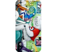 Scooter rally - Yeti and Co. iPhone Case/Skin